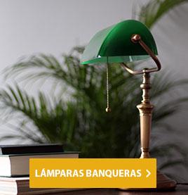 lamparas banqueras