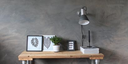 Apliques de pared grises
