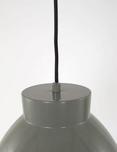 lampara colgante verde Mango