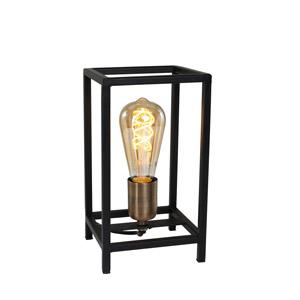 lampara de mesa estilo industrial