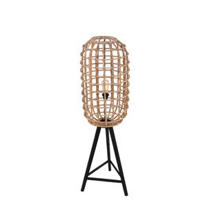 lamparas de pie tripode