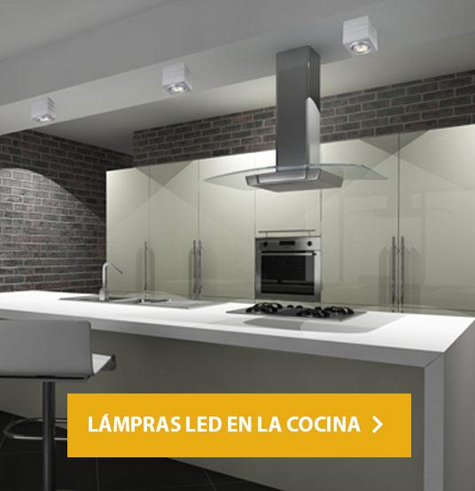 lamparas-led-cocina