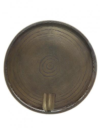 aplique con dibujo de espiral estilo bronce envejecido-1746BR