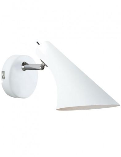 aplique de pared blanco diseno-2392W