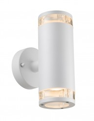 aplique de pared exterior blanco-2148W