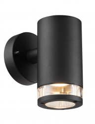 aplique de pared exterior negro-2153ZW
