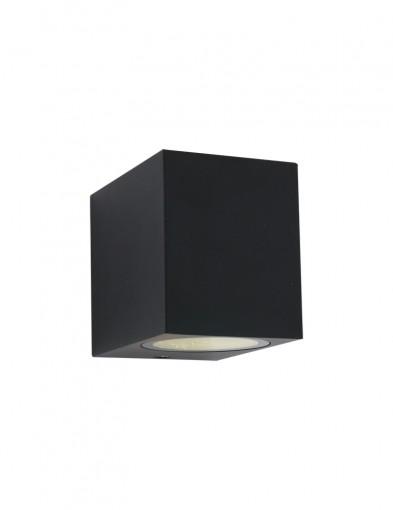 aplique exterior negro-1495ZW