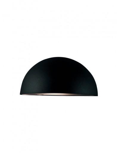aplique exterior negro-2366ZW