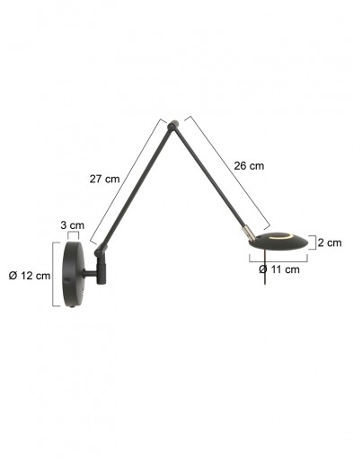 aplique-led-casico-negro-2110ZW-7