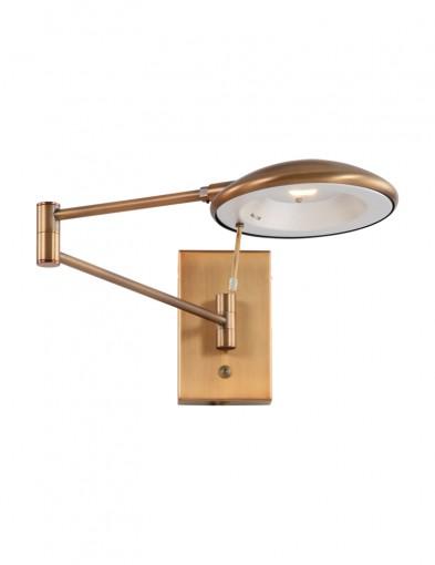 aplique moderno bronce-7959BR
