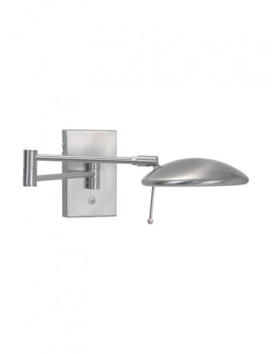 aplique moderno de acero cepillado-7959ST