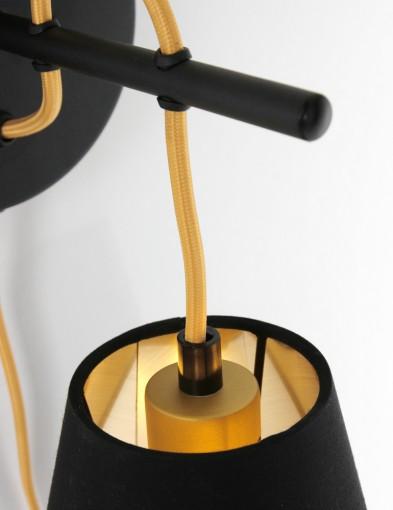 aplique-negro-con-interior-dorado-1655ZW-1