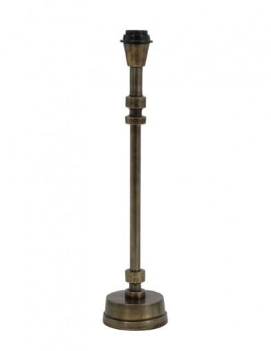 base de la lampara de bronce rustico-1786BR