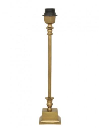 base de lampara bronce rangpur-1666BR