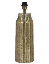 base de lampara dorada-2074GO