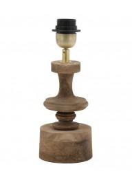 base de lampara madera moyo-1670B
