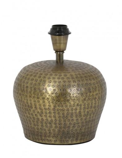 base de lampara oriental gondia-1667BR