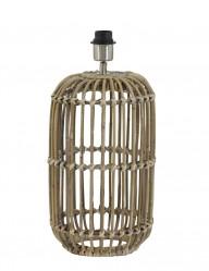 base de lampara ratan seram-1671B