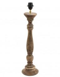 base de lampara rustica-2048BE