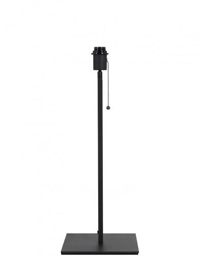 base de lampara sencilla negra-1905ZW
