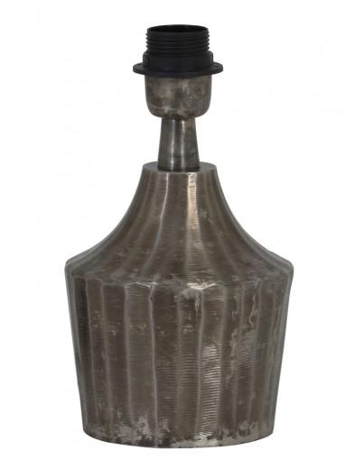 base lampara de florero negro resistente-2078ZW