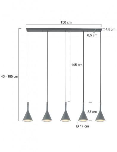conjunto-de-cinco-lamparas-de-techo-7808GR-6