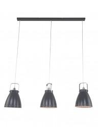 conjunto de tres lamparas de techo para cocina-1240GR