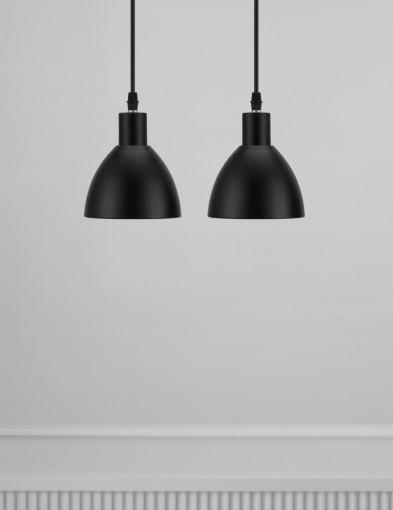 doble-lampara-de-techo-negra-2358ZW-3