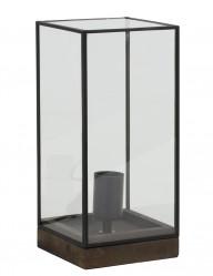 farol rectangular negro-1940ZW