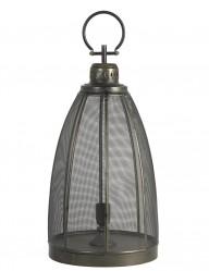 farolillo con malla bronce-1957BR