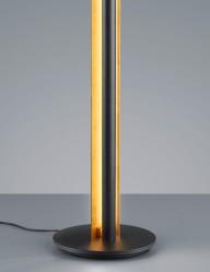 lamapra-de-pie-negra-con-interior-dorado-1823ZW-1