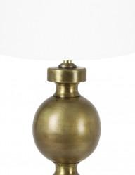 lampara-blanca-de-esferas-azul-9177GO-1