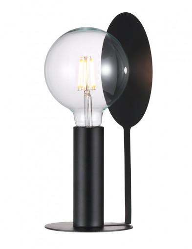 lampara bombilla y disco-2177ZW