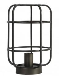lampara bronce de jaula-1958BR