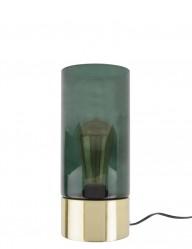 lampara-cilindrica-verde-10075G-1