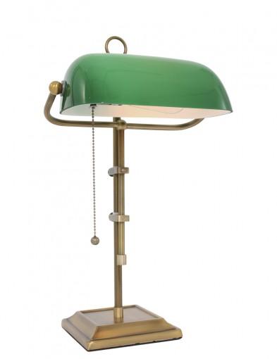 lampara clasica de escritorio holin-7961BR