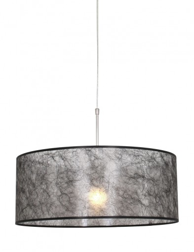 lampara colgante ajustable negra-9888ST