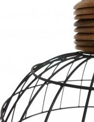 lampara-colgante-alambre-y-madera-1686GR-1