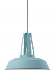 lampara colgante azul-7704BL