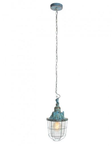 lampara-colgante-azul-marino-8823BL-8