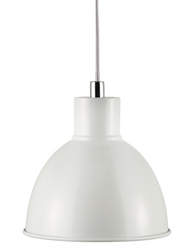 lampara colgante blanca-2339W