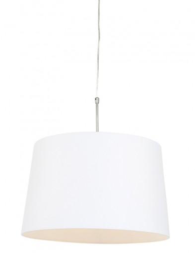 lampara colgante blanca-9566ST