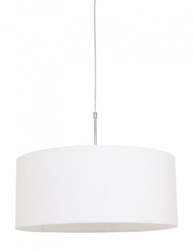 lampara colgante blanca-9889ST