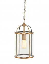 lampara colgante bronce-5970BR