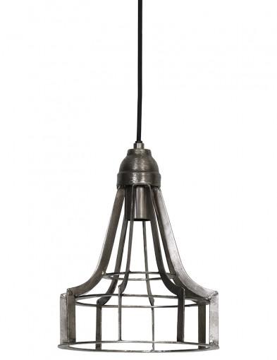lampara colgante de acero cepillado-2039ST