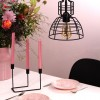 lampara colgante de hierro-7873ZW