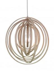 lampara colgante de madera-1614BE