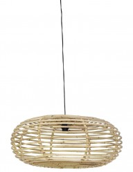 lampara colgante de mimbre-1970BE
