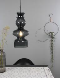 lampara colgante de vidrio-1454ZW