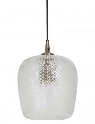 lampara colgante de vidrio-1987BR
